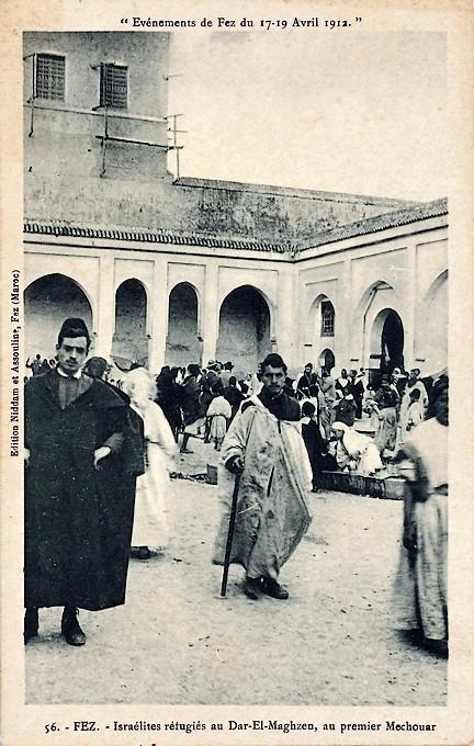 HUBERT-JACQUES : Les journées sanglantes de fez, avril 1912. - Page 5 Bascan57