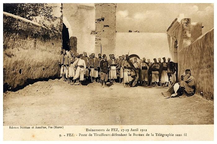 HUBERT-JACQUES : Les journées sanglantes de fez, avril 1912. - Page 5 Bascan60