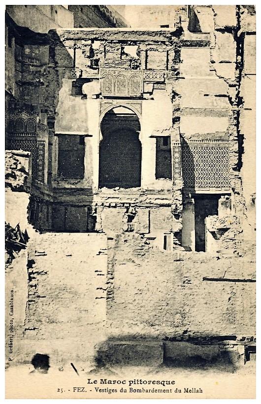 HUBERT-JACQUES : Les journées sanglantes de fez, avril 1912. - Page 5 Bascan62