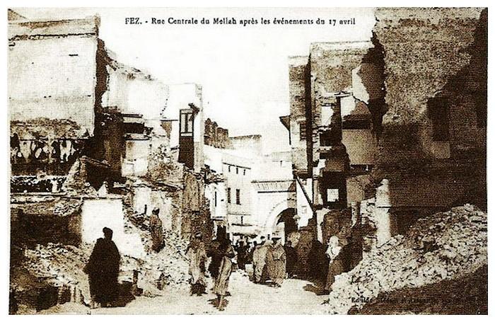 HUBERT-JACQUES : Les journées sanglantes de fez, avril 1912. - Page 6 Bascan66