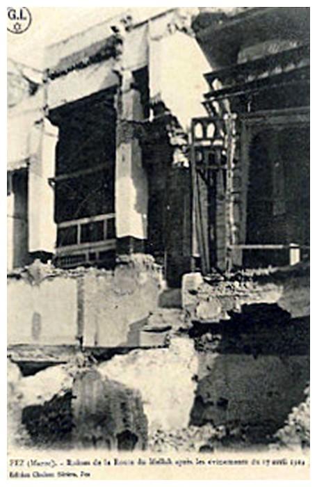 HUBERT-JACQUES : Les journées sanglantes de fez, avril 1912. - Page 10 Bascan86