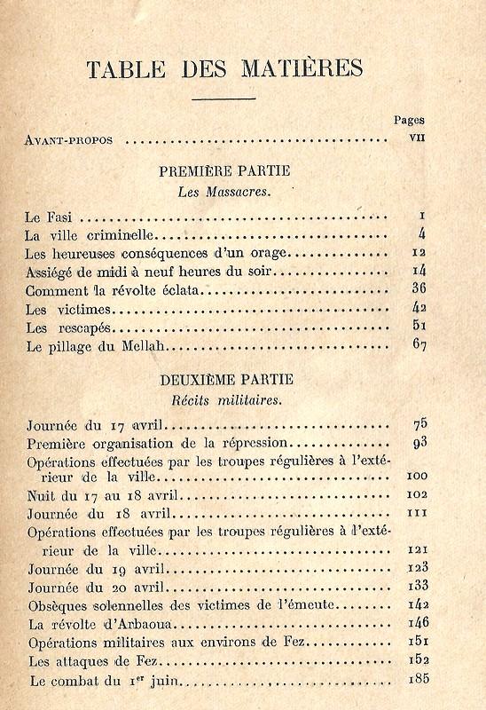 HUBERT-JACQUES : Les journées sanglantes de fez, avril 1912. - Page 12 Bascan89