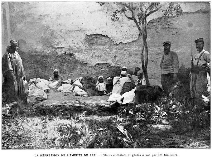HUBERT-JACQUES : Les journées sanglantes de fez, avril 1912. - Page 7 Bscan_20