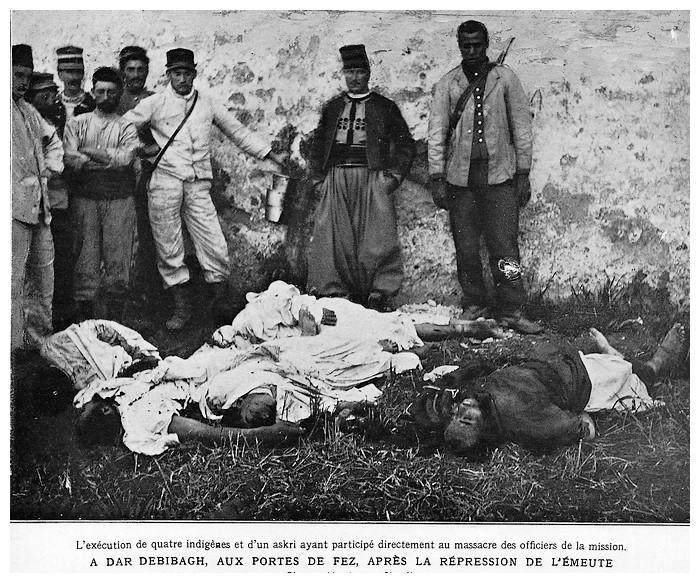 HUBERT-JACQUES : Les journées sanglantes de fez, avril 1912. - Page 9 Bscan_26