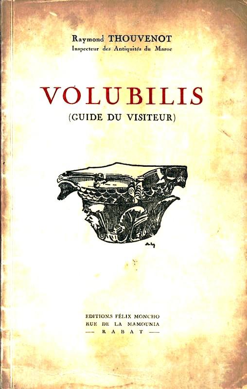 VOLUBILIS : LE GUIDE DU VISITEUR Guide_12