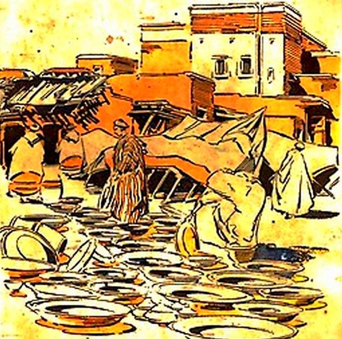 Promenades à Marrakech - Page 5 Promen42