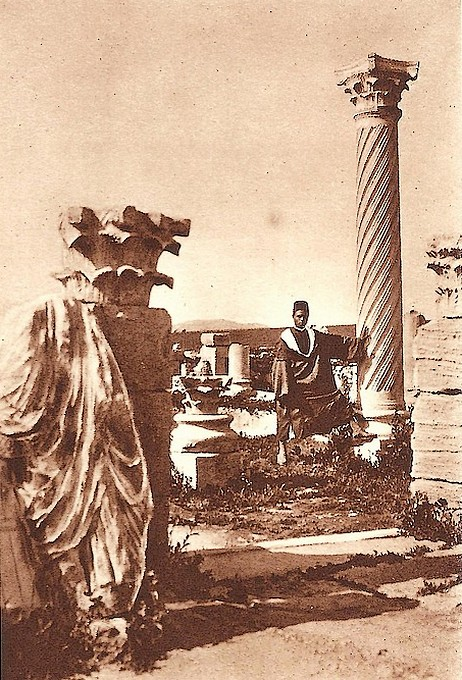 VOLUBILIS : LES SCULPTURES Scan_113