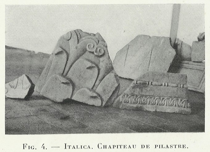 VOLUBILIS : LES SCULPTURES - Page 2 Thouve13