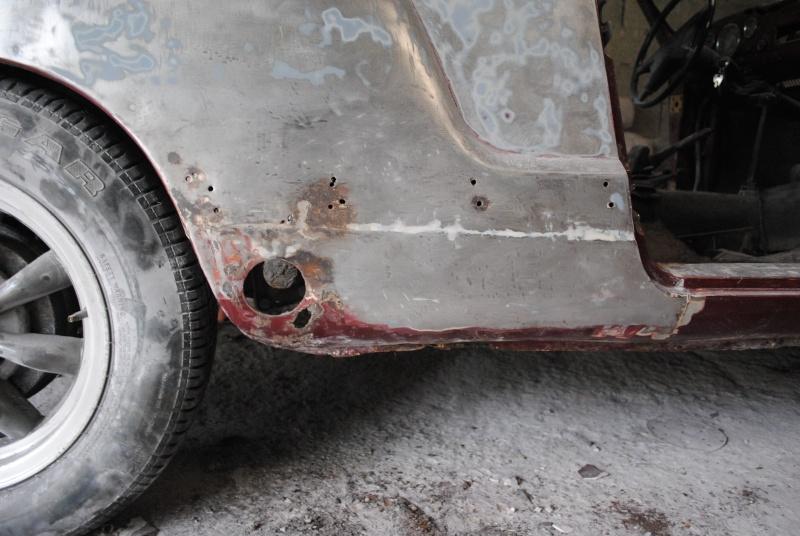 karmann ghia type 14 1971 ( top chop , air ride .....) Dsc_0512