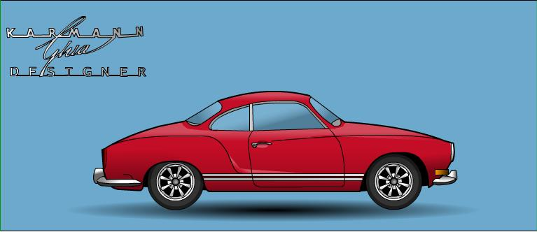 karmann ghia type 14 1971 ( top chop , air ride .....) Karman10