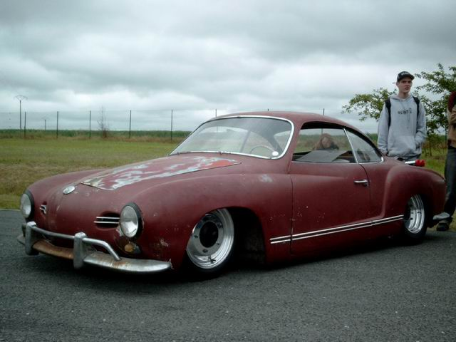 karmann ghia type 14 1971 ( top chop , air ride .....) Redime10