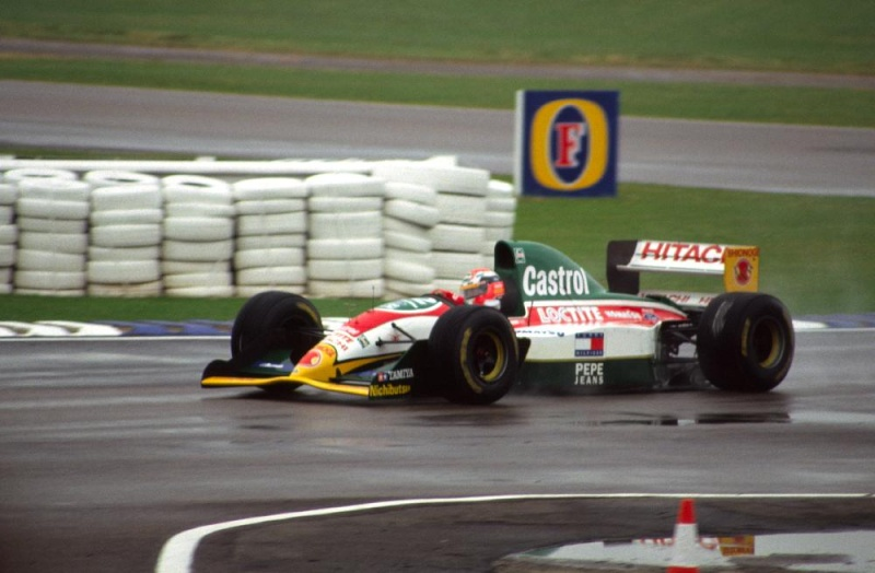 Martin Donnelly Pilota di F1 Johnny10