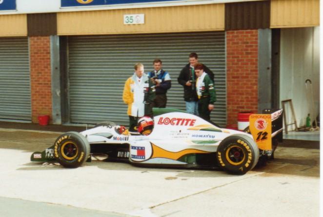 Martin Donnelly Pilota di F1 Llotjh10