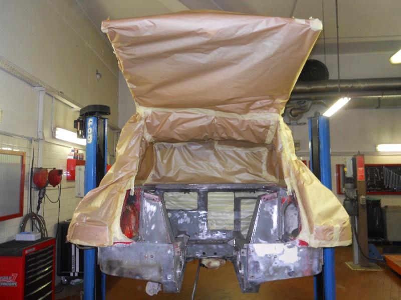 Lancement de la Restauration d'une Turbo... - Page 3 Dscn3619
