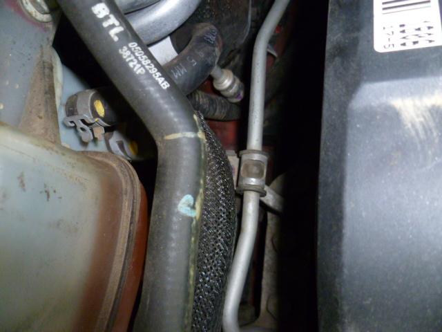 Remplacement alternateur Dodge Caliber 2.0 CRD P1010719