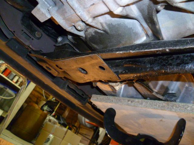 Remplacement alternateur Dodge Caliber 2.0 CRD P1010727