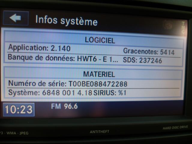 Mise à jour Software Mygig REW 2.404 P1030415