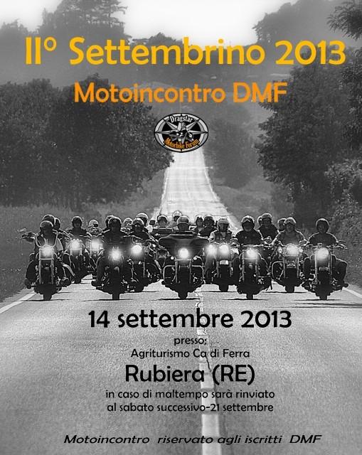 II° Settembrino - DMF 14 settembre Sett213