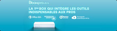 Bbox Pro : Baisse de prix sur Les offres dédiés pour les professionnels 14016311