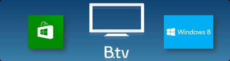 B.TV pour Windows 8 débarque sur votre PC! 14032810