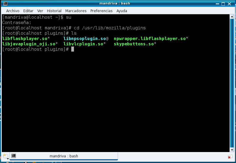 No puedo instalar plugin de Java en Firefox y otros navegadores Instan10