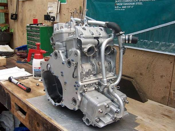 [2 stroke] Comotor RG 750 - 6 cylindres 750-210