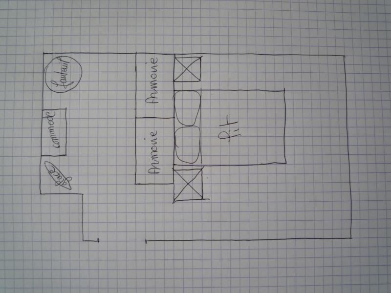 chambre parentale cocooning=>peinture+aménagement P1060325
