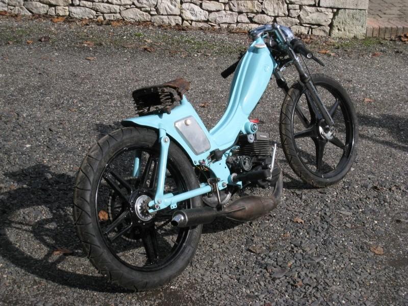 motobécane 88 légèrement customisée  00115