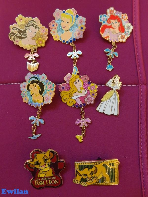 Le Pin Trading à Disneyland Paris - Page 3 Dsc04011