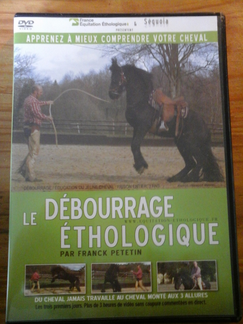 Vends livres et DVD d'équitation 20140718