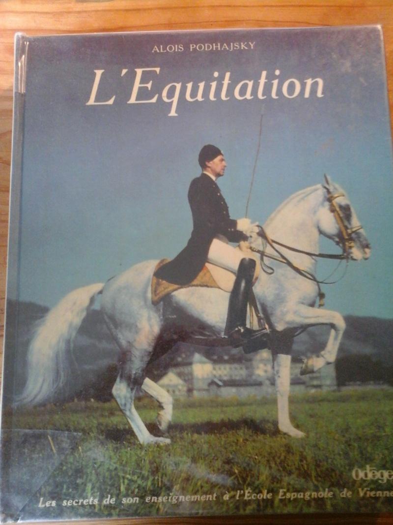 Vends livres et DVD d'équitation 20140719