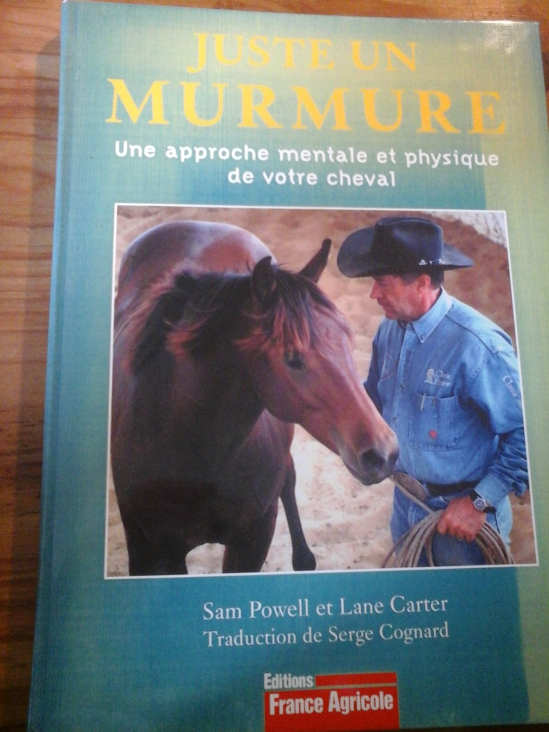 Vends livres et DVD d'équitation 20140732
