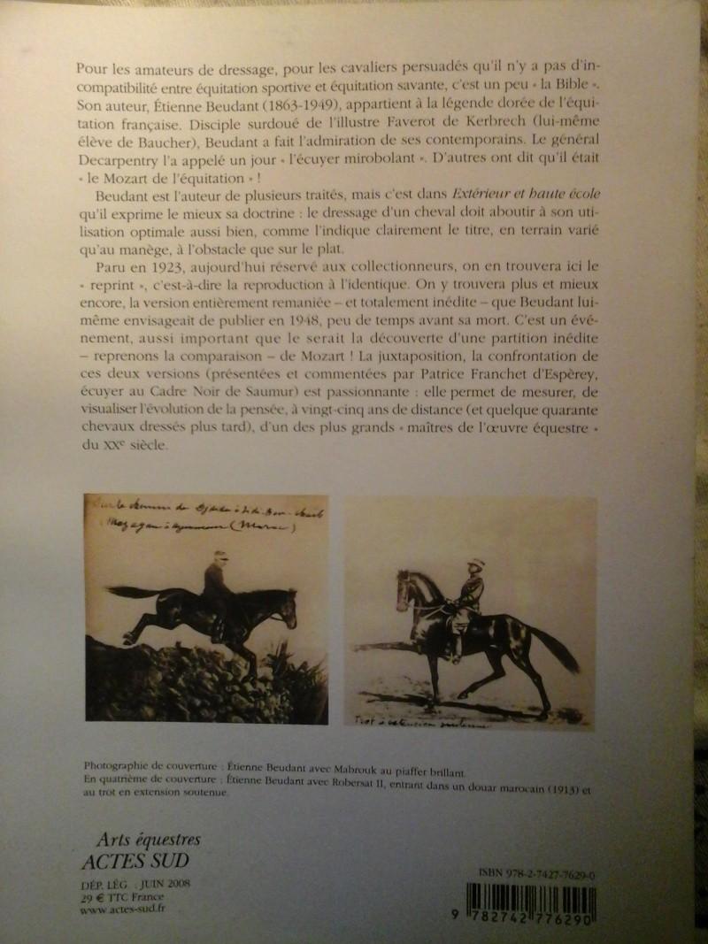 Vends livres et DVD d'équitation 20141011