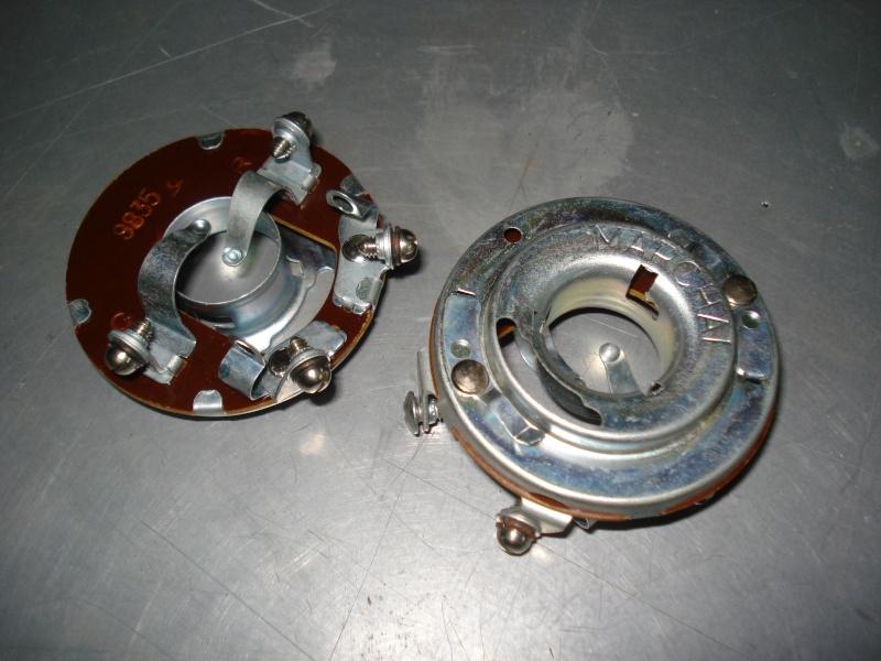 Optique Marchal sur VW et Porsche .. Dsc00510