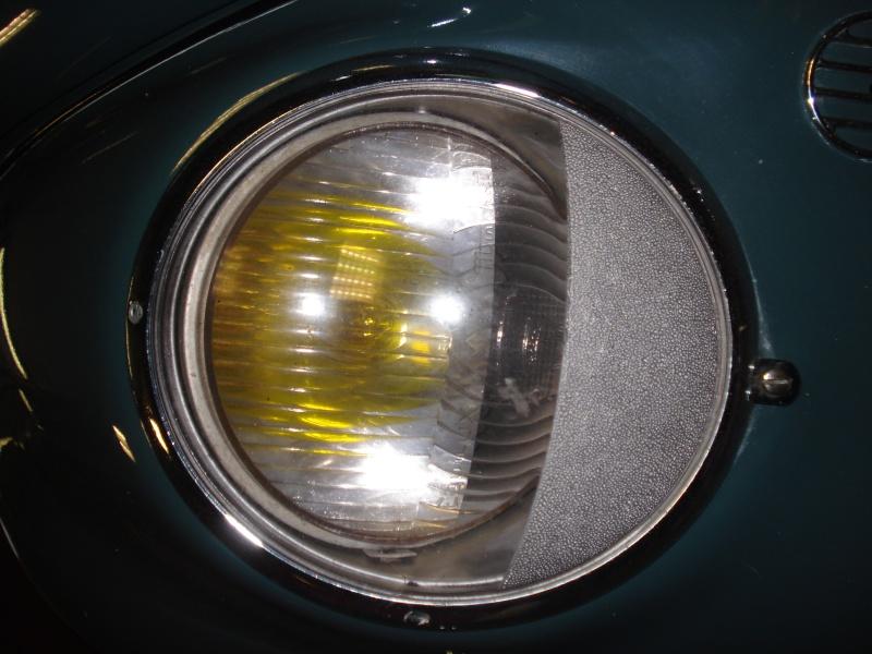 Optique Marchal sur VW et Porsche .. Dsc00517