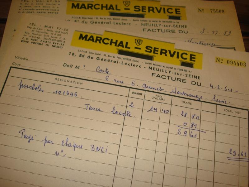 Optique Marchal sur VW et Porsche .. Dsc00611
