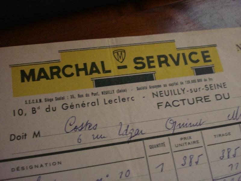Optique Marchal sur VW et Porsche .. Dsc00612