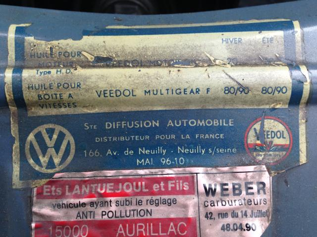 Vw en France - la concession VW Diffusion à Neuilly Photo10