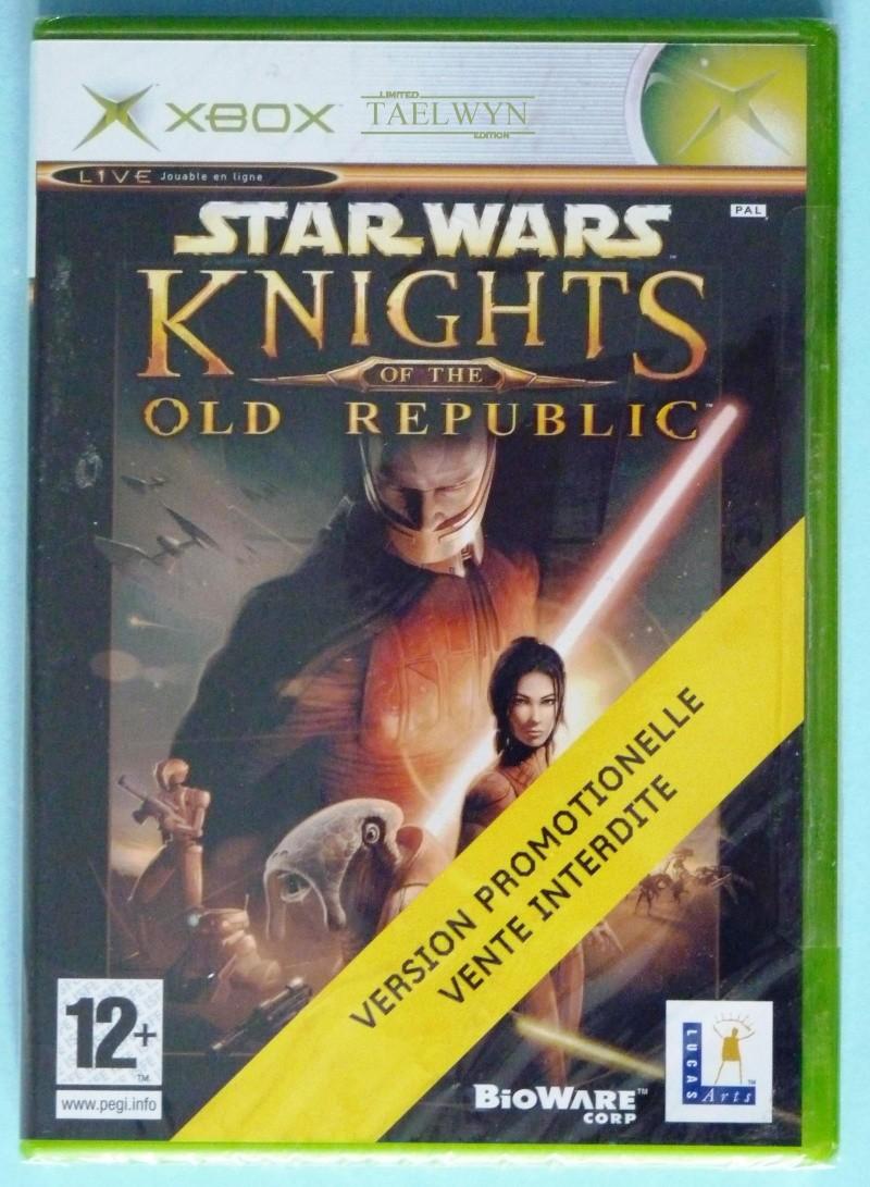 Les collecs de Taelwyn : du star wars encore et toujours - Page 13 Xbox_k12