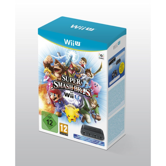 Manettes Collectors SSB Wii U  Z0_c7810