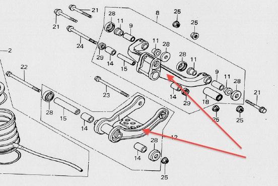 Je recherche des pièces de Honda 650 CXE (ou 500 CXE) Captur14