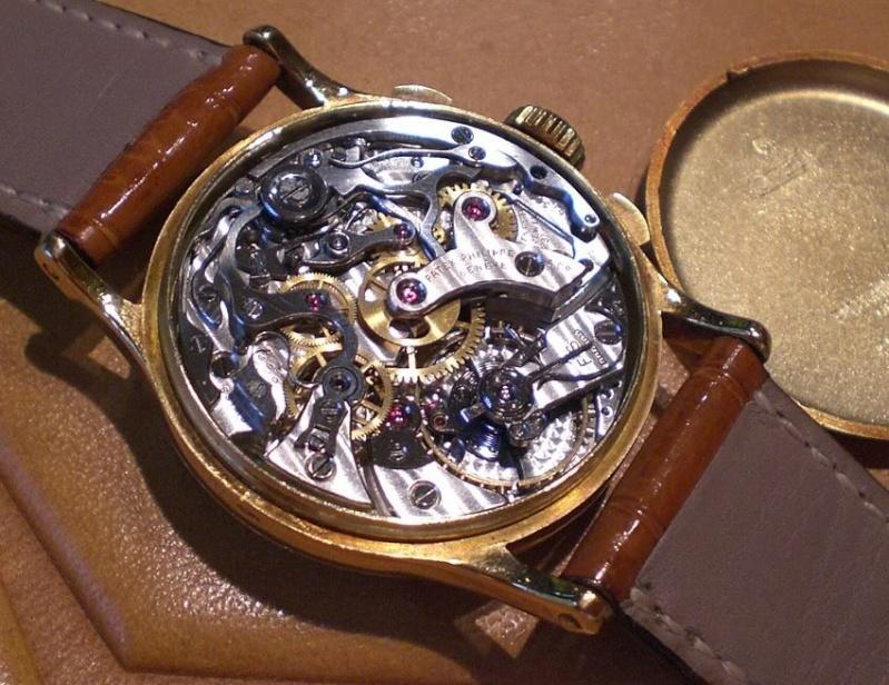 Les plus beaux calibres de montres mécaniques vintages et contemporains du monde ... - Page 4 Patek-10
