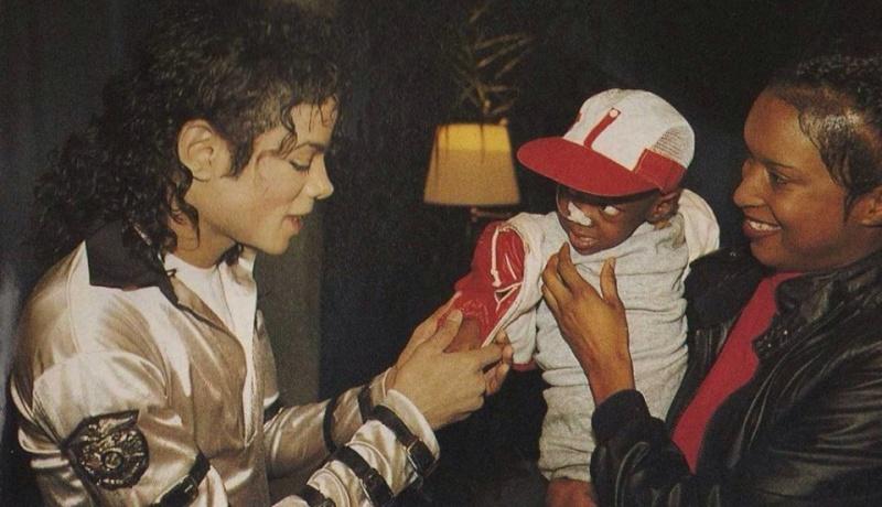 Foto di Michael e i bambini - Pagina 20 Tumblr13
