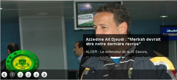 Azzedine AIT DJOUDI (Ex-Entraineur) 20130716