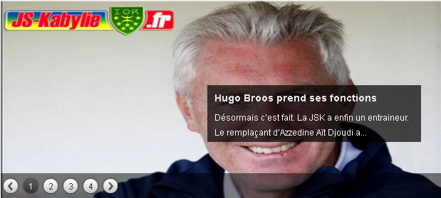 [Ex-Entraineur] Hugo BROOS 20140713