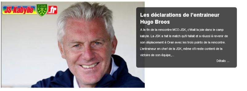 [Ex-Entraineur] Hugo BROOS - Page 2 20140819