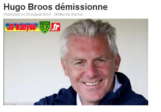 [Ex-Entraineur] Hugo BROOS - Page 2 20140828