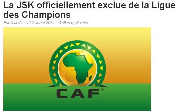 "Affaire ""Albert EBOSSE"" (Sanctions FAF+CAF) - Page 7 20141016"