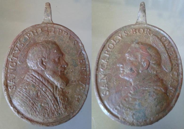 St Charles-Borromée & St Philippus Nerius - XVIIIème 20140613