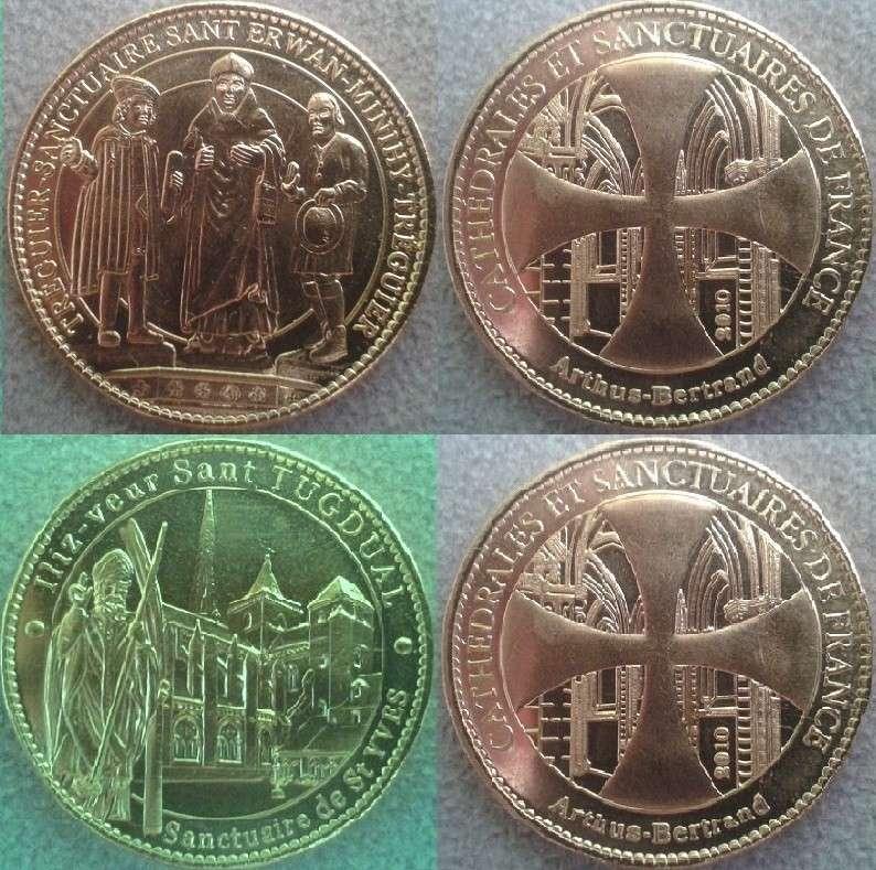Médaille souvenir ( Bretagne ) 20140912